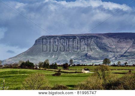 Ben Bulbin Mountain, Co. Sligo