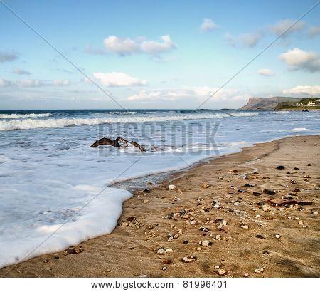 Ballycastle Beach, Co. Antrim, Ireland