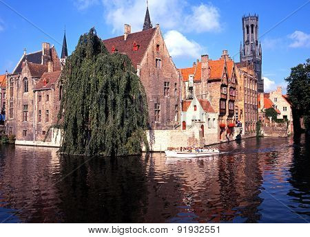 The Spanish House, Bruges.