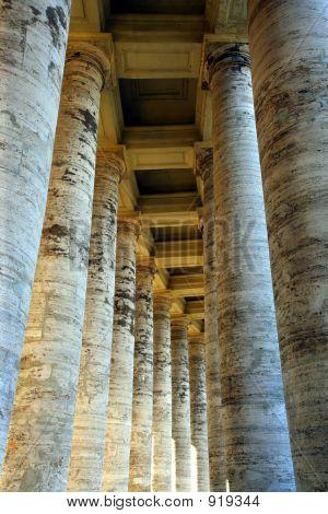 Vatican Columns 2
