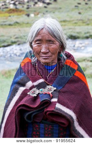 People from Dolpo, Nepal