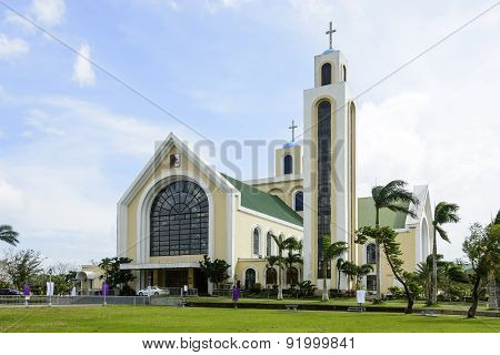 Our Lady Of Penafrancia Church