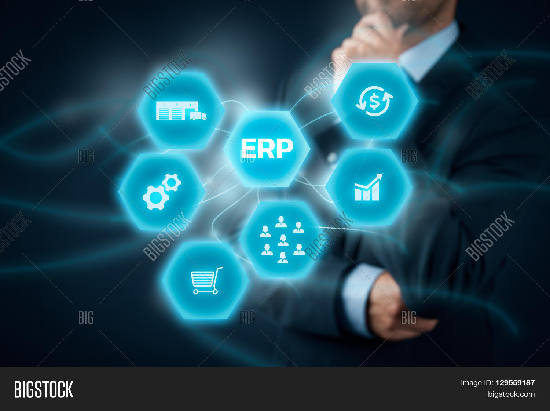 Enterprise Resource Image & Photo (Free Trial) | Bigstock
