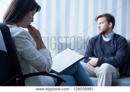 Treatment At Psychiatrist