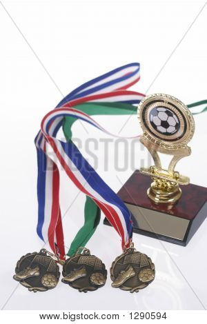 Medals And Trophy