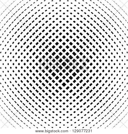 Grid, Mesh Pattern With Slight Convex Effect. Square Format Abstract Lattice, Grating Backdrop