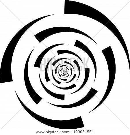 Abstract Circular Element