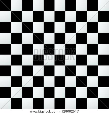 Shaded Checkered / Pepita Background.
