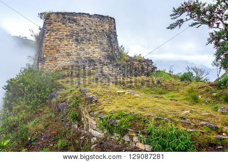Ruins Of Kuelap, Peru
