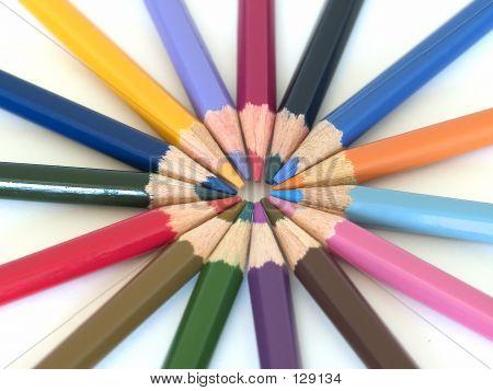 Pencil Crayon 3