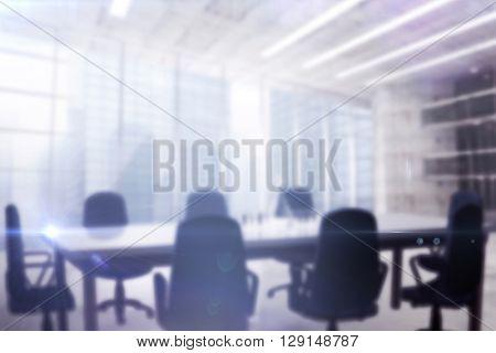 Digitally generated boardroom