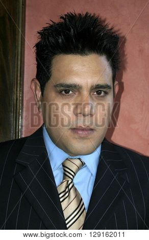 Raul Julia-Levy at the Grand Opening of Porta Bella in Beverly Hills, USA on September 2, 2005.
