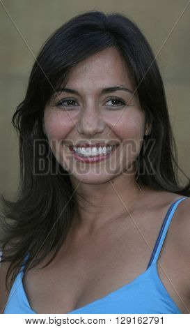 "Jennifer Behrens at the Los Angeles premiere of ""Matando Cabos"" held at the Eygptian Theatre in Hollywood, USA on on August 22, 2005."