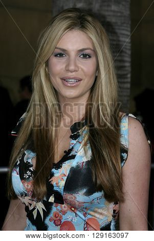 """Christina Lindley at the Los Angeles premiere of """"Matando Cabos"""" held at the Eygptian Theatre in Hollywood, USA on on August 22, 2005."""
