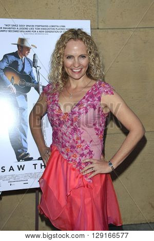 LOS ANGELES - MAR 22:  Denise Gossett at the I Saw the Light LA Premiere at the Egyptian Theatre on March 22, 2016 in Los Angeles, CA