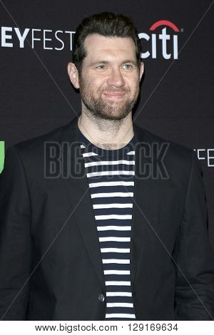 LOS ANGELES - MAR 18:  Billy Eichner at the PaleyFest 2016 - Difficult People at the Dolby Theater on March 18, 2016 in Los Angeles, CA