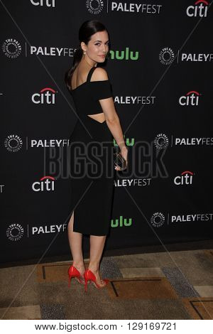 LOS ANGELES - MAR 19:  a at the PaleyFest 2016 - Dick Wolf Salute at the Dolby Theater on March 19, 2016 in Los Angeles, CA