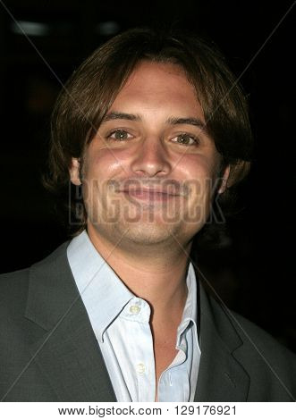 Will Friedle at the Los Angeles premiere of