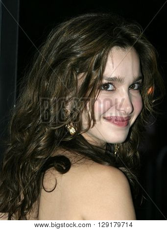 Gina Philips at the Los Angeles premiere of