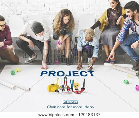 Project Job Operation Predict Management Task Concept