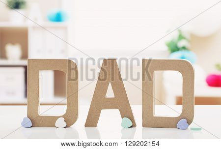 Father's Day Celebration Theme