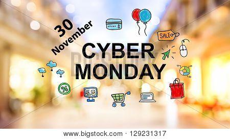 Cyber Monday - November 30