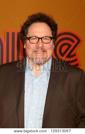 LOS ANGELES - MAY 10:  Jon Favreau at the The Nice Guys Premiere at the TCL Chinese Theater IMAX on May 10, 2016 in Los Angeles, CA