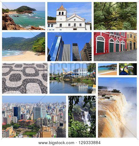 Brazil Places