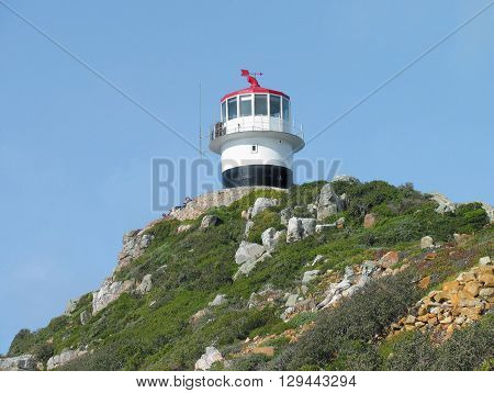Light House Cape Point Cape Town South Africa