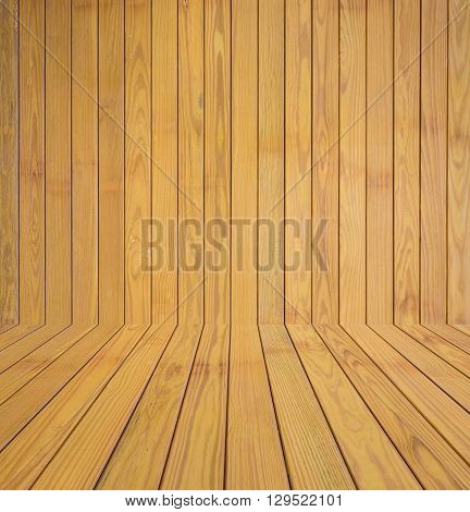 Pine Wooden Wall Texture For Background