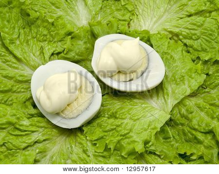 Two Boiled Eggs