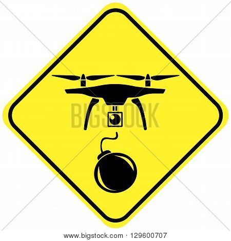 Beware the Terrorist Drones. Drones could be used by terrorist groups as simple explosive devices