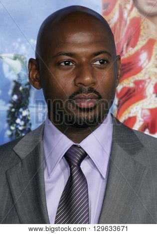Romany Malco at the Los Angeles premiere of 'Blades of Glory' held at the Mann's Chinese Theater in Hollywood, USA on March 28, 2007.
