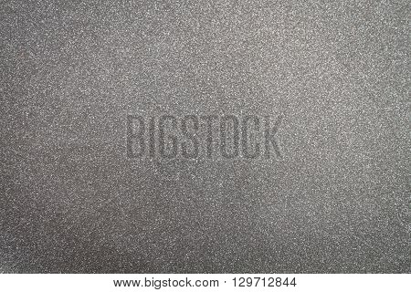 Glitter black metallic texture background, stock photo