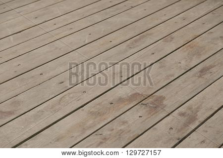 angled wood plank as background and texture