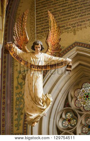 Angel - Gloria In Excelsis Deo