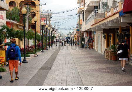 Cozumel Street
