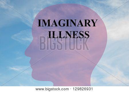 Imaginary Illness Mental Concept