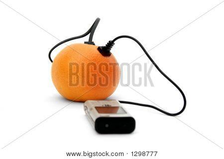 Orange Data Upload