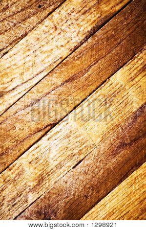 Grunge wood texture. Demaged Wooden floor. Tree texture poster