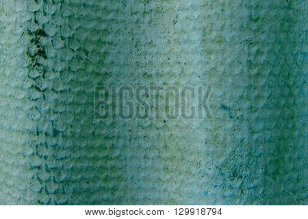 Blue Grey Relief Texture with Structure Background and Pattern