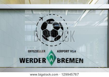 Insignia Of Werder Bremen Premiere League Football Club