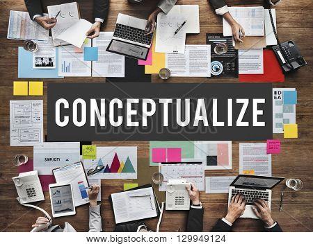 Conceptualize Intention Notion Perception Concept