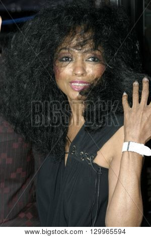 Diana Ross at the Los Angeles premiere of 'Collateral' held at the Orpheum Theatre in Los Angeles, USA on August 2, 2004.