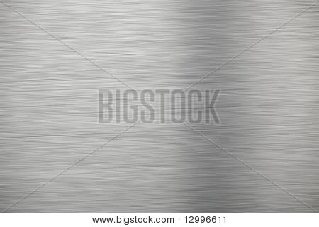 Aluminum texture