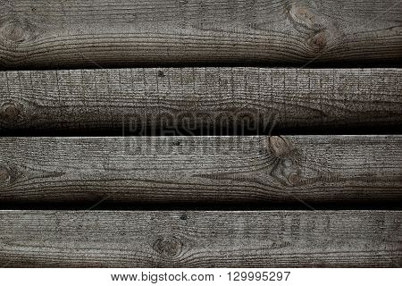 Grey wooden background. Gradient. Texture. Wooden background.