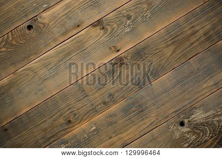Wood plank texture for background top view