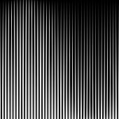 Vertical parallel lines. Abstract monochrome background pattern. Horizontally repeatable. poster