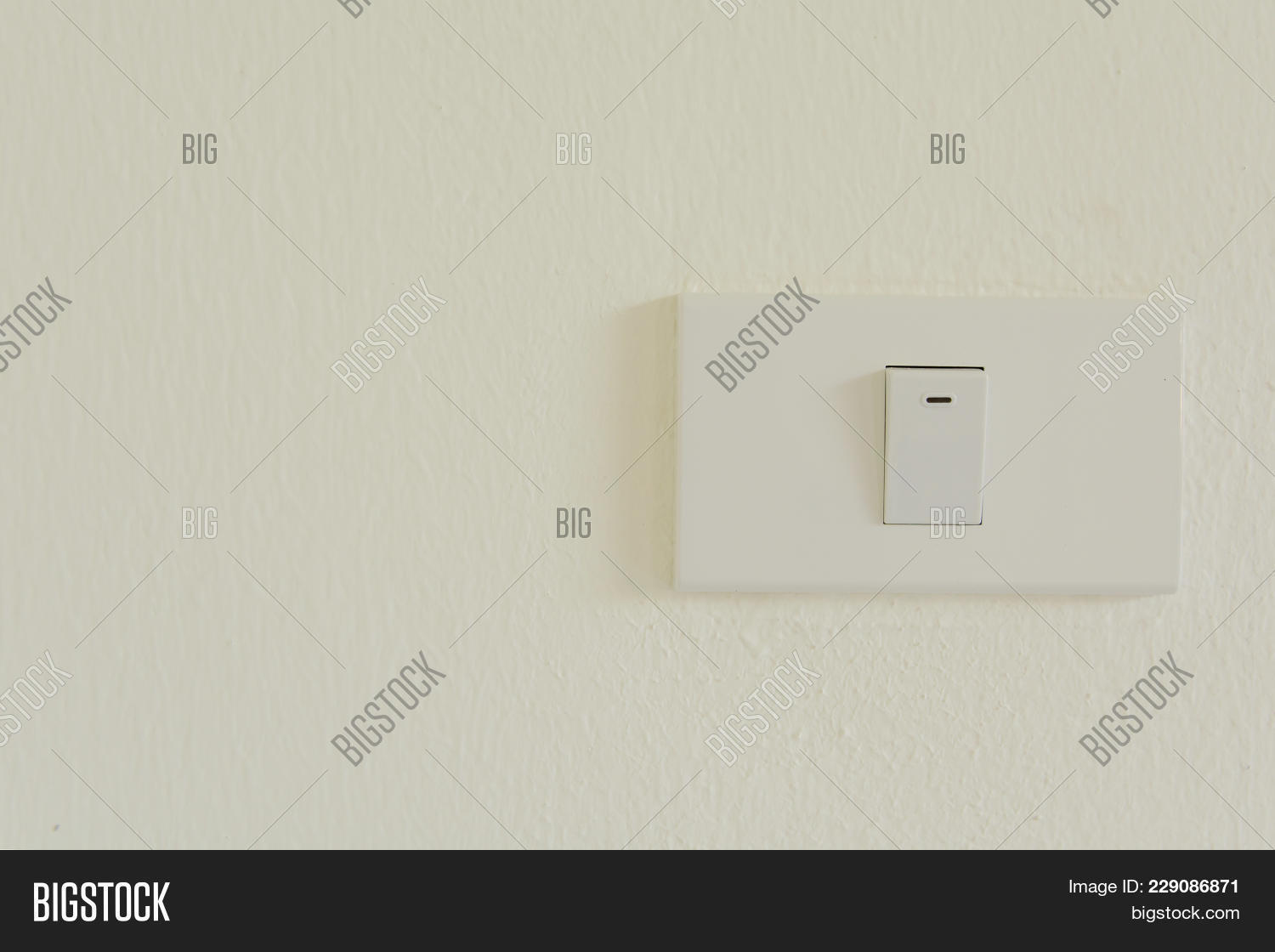 White Light Switch On Image & Photo (Free Trial) | Bigstock