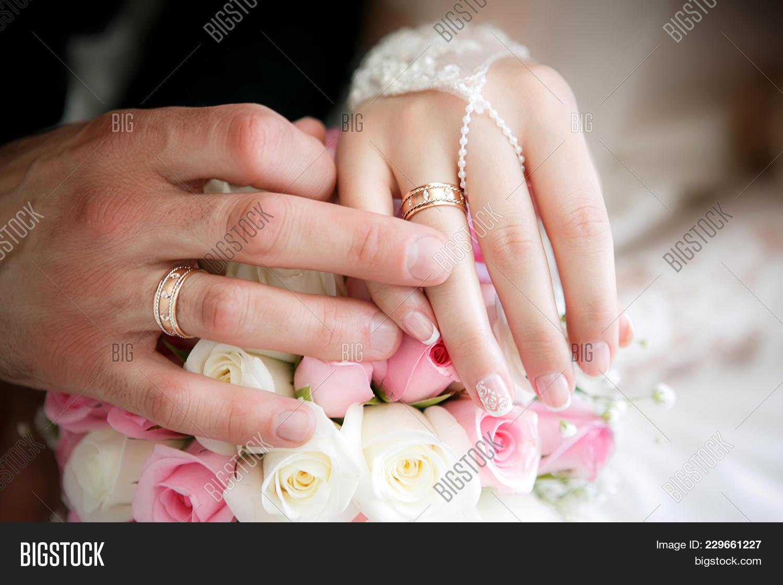 Hands Groom Bride Image & Photo (Free Trial) | Bigstock